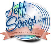 THE SONGS OF JEFF PASTERNAK